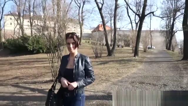 MOFOS - Katarina gets fucked in public mars explorer pornography teachers