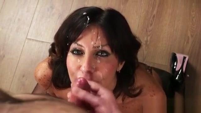 Wacky Bombshell Gets Jizz Shot On Her Face Gulping All The J big black booty watchers xxx 2