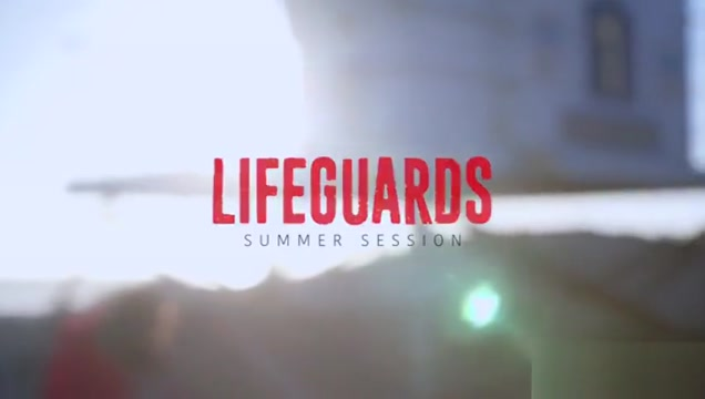 Lifeguards Bustin Beach Bums Mature blowjob and cumshot