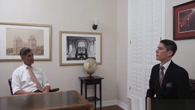 Mormon Twink Fucked By President Oaks On His Desk Women comparing tits