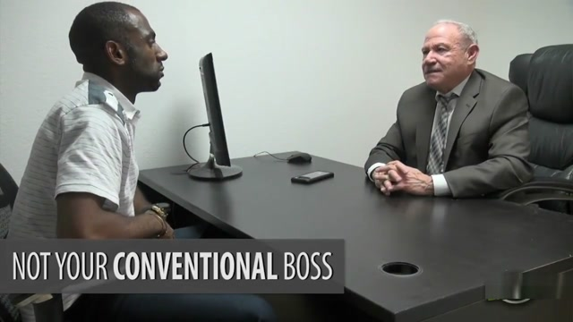Not your conventional Boss gay pay per video