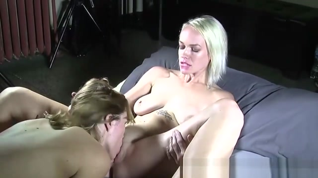 Lesbian Couple Performing 69