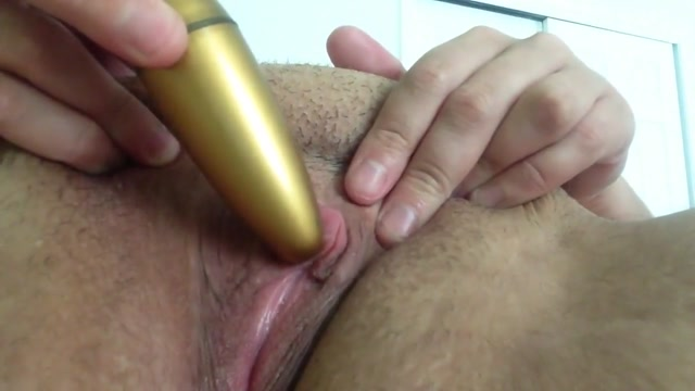 FTM cumming hard on girlfriends toy. Bitch Three