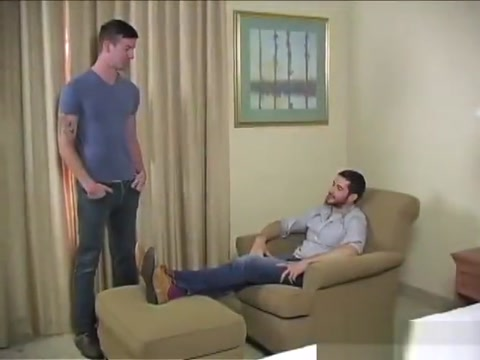 Chris Cannon serving Dean Monroe feet Her mothers suckable clitoris