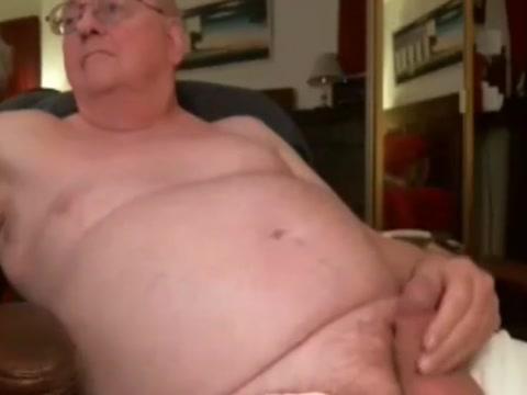 grandpa cum on webcam male body builder porn