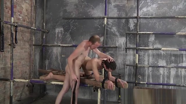 Charley Cole has outdoor bondage sex with Sean Taylor Free lesbian 69