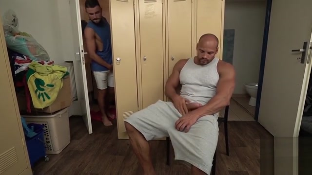 Jeffrey and Tomm fucking hard and raw Porn boobs big