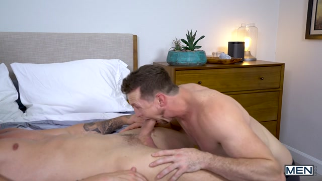 Pierce Paris & JJ Knight in Virtual Fuck Part 2 - MenNetwork Teen glory holes xxx