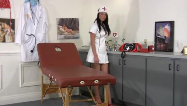 Charity Hypno nurse feet Sex Games Cgd