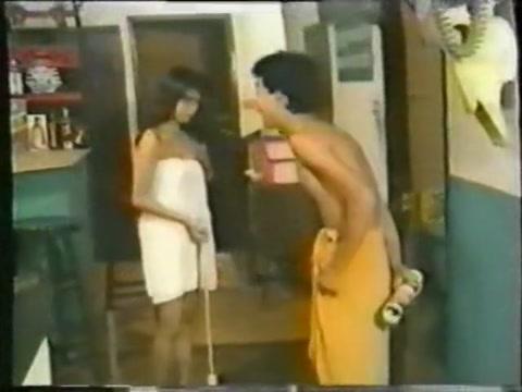 Tickle Love 1 Ebony gym shower