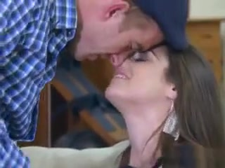 Busty Cougar Cathy Heaven Gets Anal From Son In Law