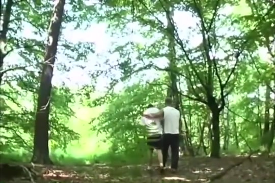 Oral In The Forest Wake Me Up With A Lesbian Kiss