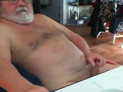 Grandpa cum on cam How to get high sex appeal
