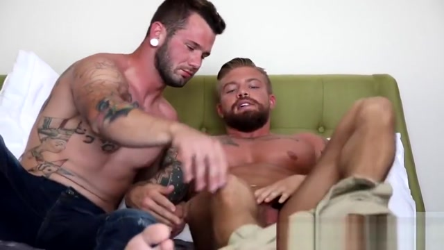 Sexy ass Johnny Hill fucking tattooed hunk Donovan Wilde Natasha Nice french busty lesbian sex