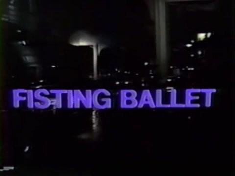 Incredible Vintage Kink Video FISTING BALLET (1985) Pictures of angelina jolie naked