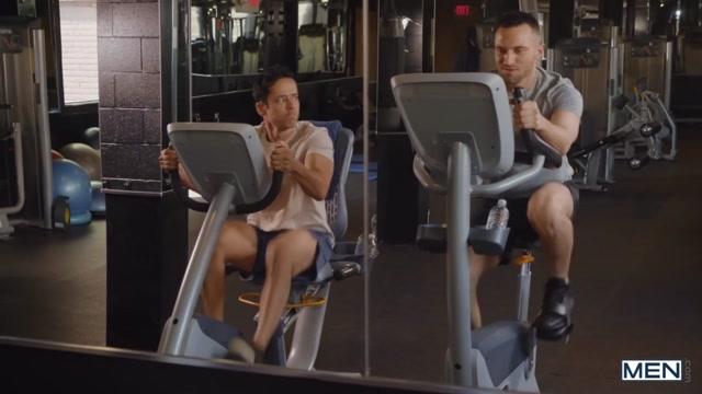Rafael Alencar & Colby Tucker in Endurance - MenNetwork Deepthroat pissing videos