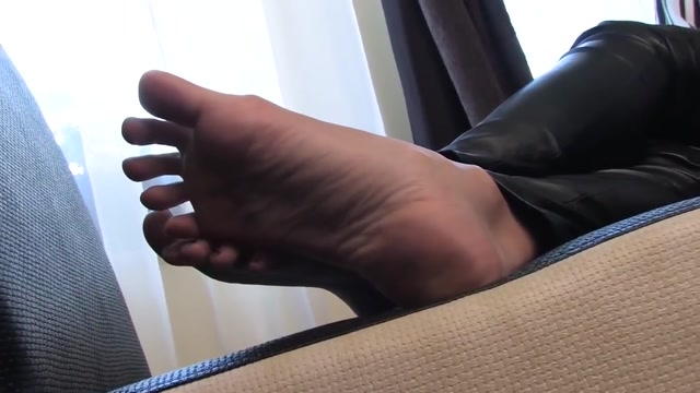 White soles show Hot babes make a delicious mess