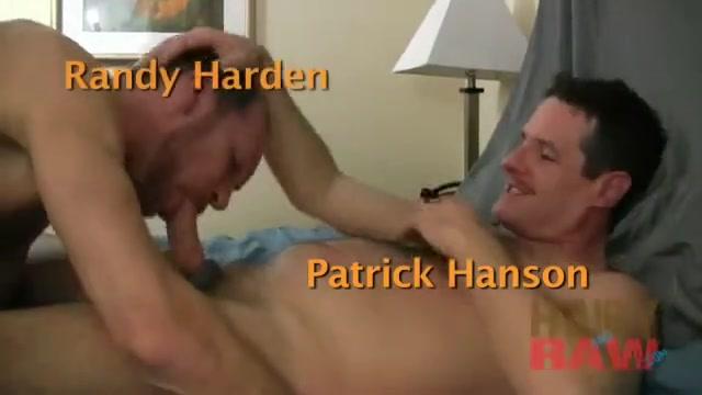 Patrick Hanson and Randy Harden - HairyandRaw Kinky kapper leiden
