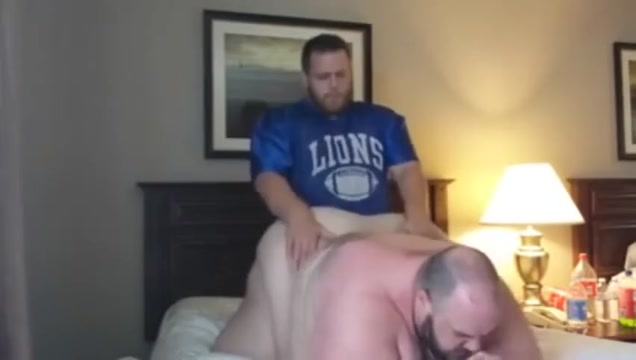 Chub Bred By Football Coach Hot sex so wild