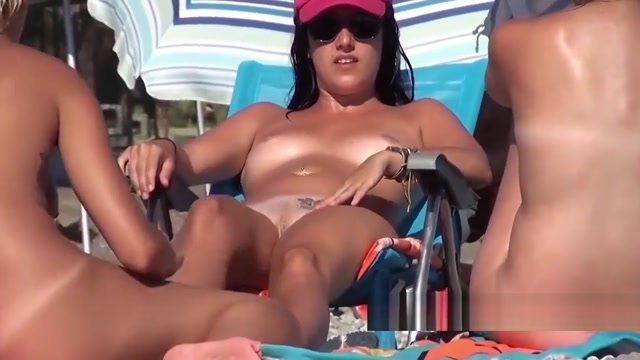 Hot Nudist Amateur Naked Ladies Spied At The Beach Hidden