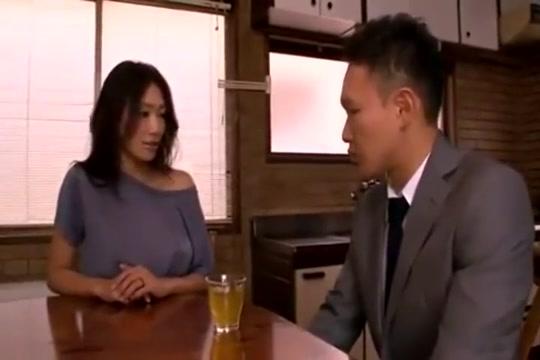 Japanese mom seduce daugthers teacher Mai lin tribute nice mix of few movies