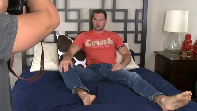 Ryan Stack - Trent Davis Hot milf tied down and to cum