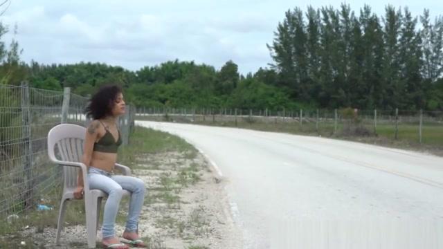 Small Titted Slut Got Tortured Hard