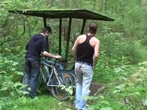 Biking Tour Dating or waiting man image