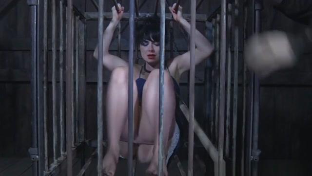 Mouthgaped Submissive Gets Pussytoyed In Bdsm Perfect skinny girl with natural ass and tits