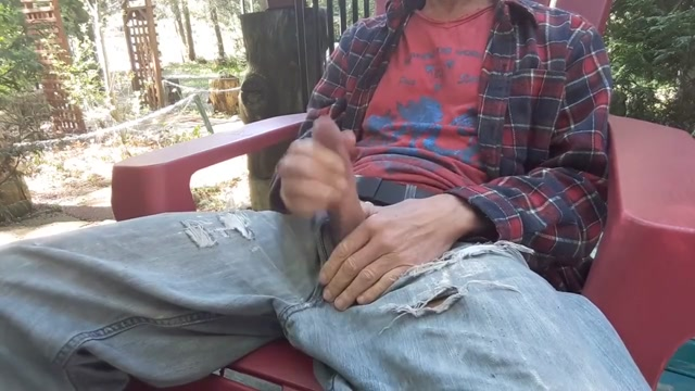 Outdoor masturbation #13 Deluxe milf