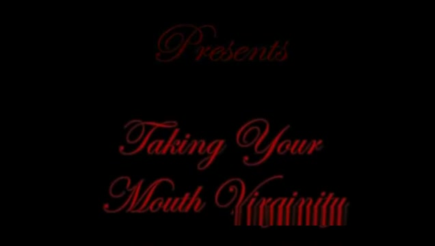 GloveMansion - Taking Your Mouth Virginity West coast sexiest nude xxx women