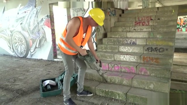Subscribe 2.4K Fat granny gives head and titjob to construction worker