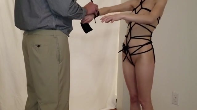 Young submissive gets hung up and spanked amy fisher free sex video