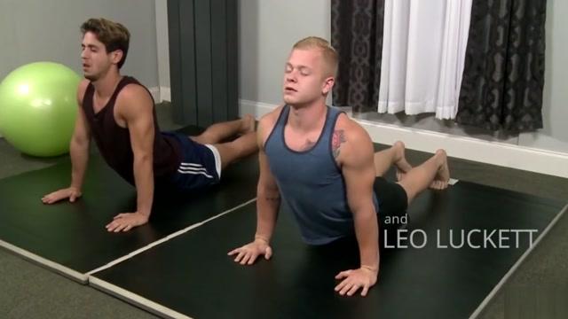 Gay yoga isabella chrystin and vanessa decker play