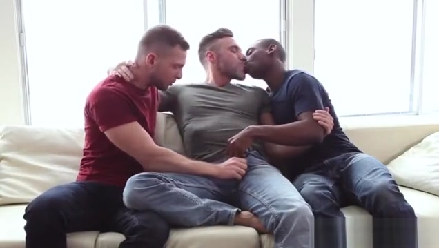 Big dick son threesome with cumshot Mature saggy bound tits
