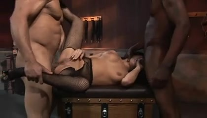 Fetish 1 House Of Sex & Domination Latin milf threesome (part)