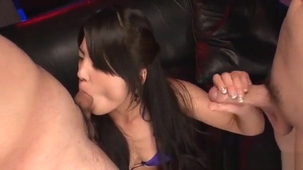 Older Asian With Big Tits Shares Her Cunt With Several Studs Ideal babes pics