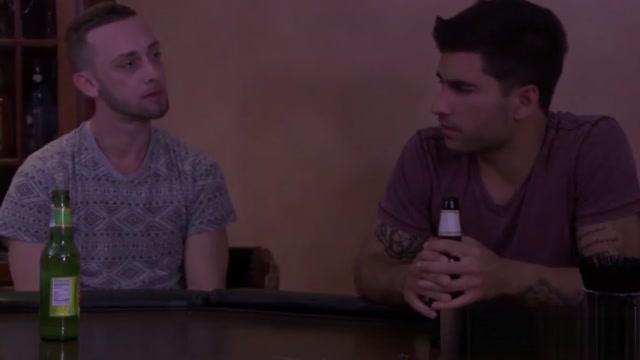 Billie Ramos shows straight guy Vadim the thrills of gay sex Fucking Machinesfuck Hard
