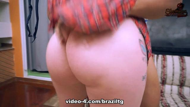 Carla Cardille & Yago Fuck Hard - BrazilTGirlsXXX sexiest naked teens malay teens