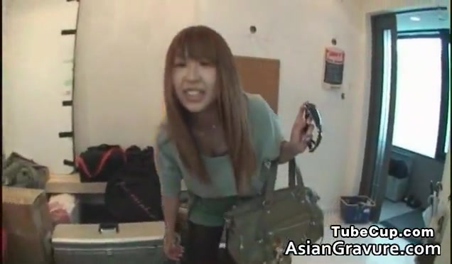 Hot nasty sexy great body asian babe part6 Immodest teen gets on all four