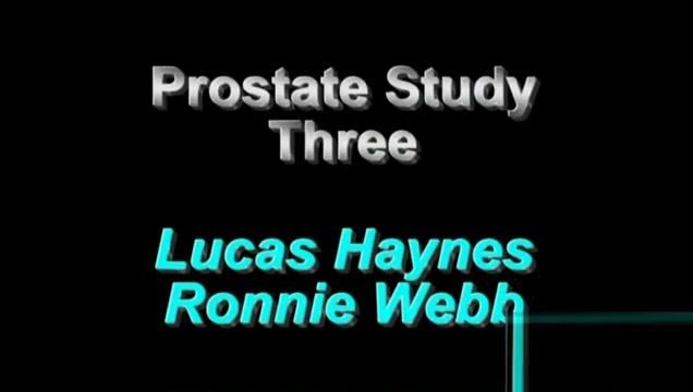 Lucas Ronnie Webb Prostate3 nicole graves anal sex