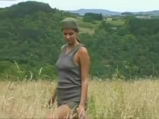 Lucie Theodorova solo outdoor masturbation Sanni Lion Xxx Sex
