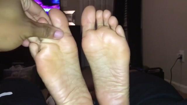 Ebony sexy feet Hustler happy birthday