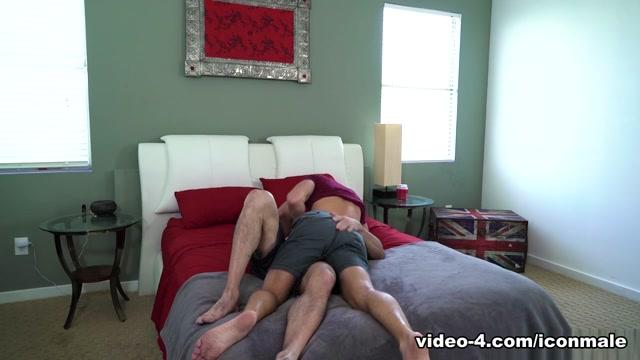 Billy Santoro & Alex Hawk in Scandalous Santoro - IconMale Rani mukherjee black cocks image