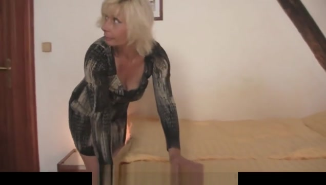 Blonde mother inlaw lures him into sex skinny titless girls fucking
