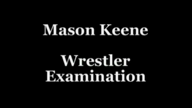 Mason Keene Wrestler Exam does anna nikova do anal