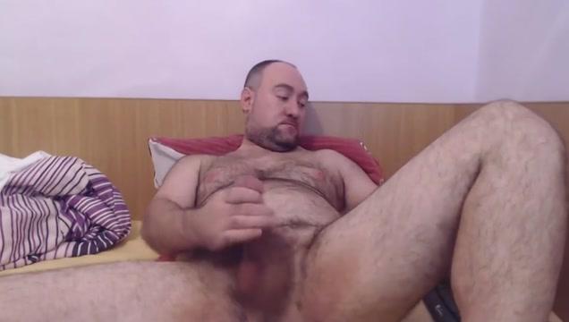 hairy bear bdsm sex bondage holly