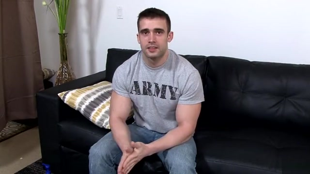 ActiveDuty Beat Off Time 4 Str8 Muscled Army Hunk Best cam2cam