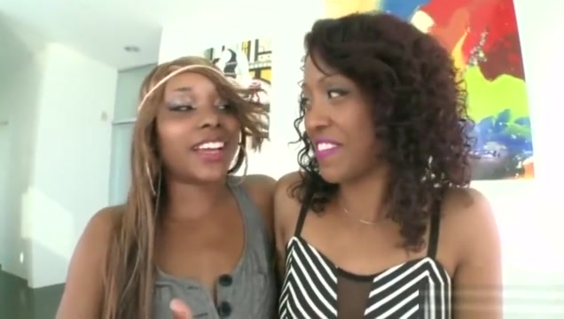 Ebony Loves Deepthroating