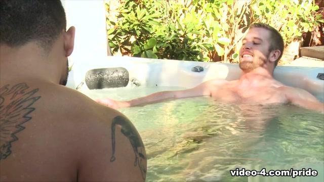 Scott Riley & Vadim Black in Hot Tub Hookup - PrideStudios Tripura local girls dating